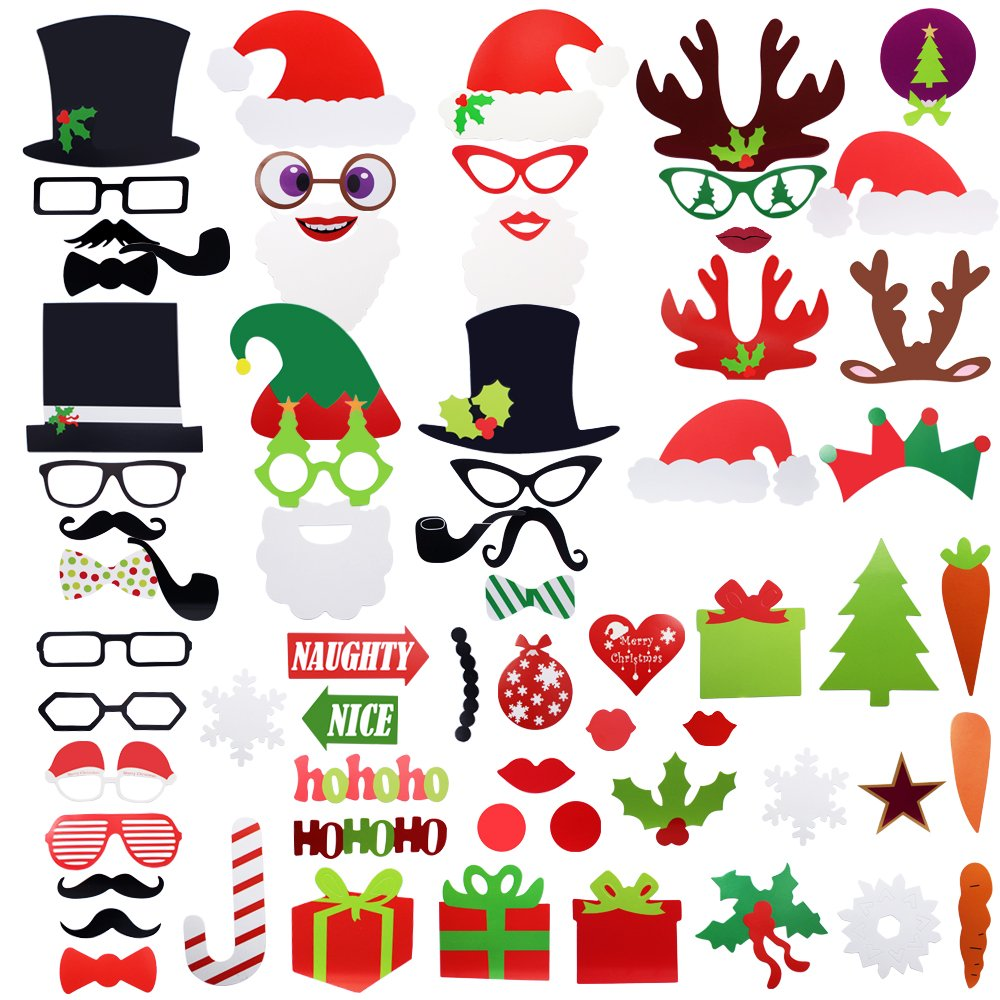Cheap Christmas Party Photo Booth Props Find Christmas Party Photo
