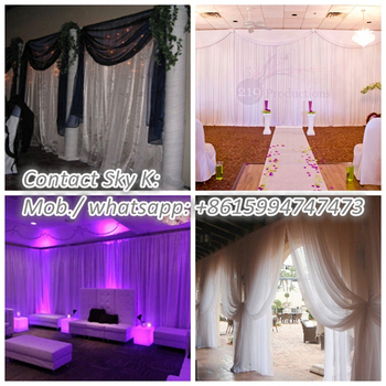 Birthday Party Paper Plates Stage Decoration Backdrop Design Sample