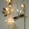 USB Rechargeable Port LED Christmast Series String Lights House Indoor Outdoor Decoration
