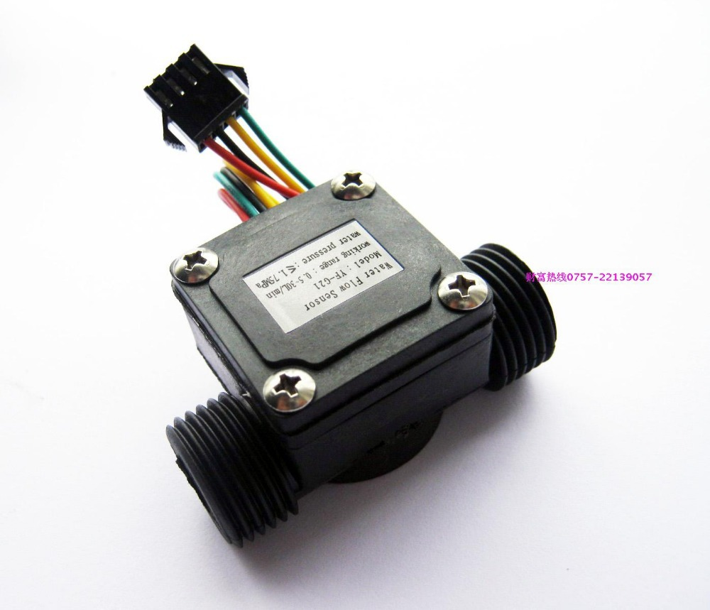 Buy Water Heater Thermostat Flow Sensor Meter Switch With Wiring Recommended For You