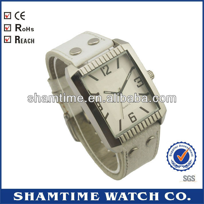 Silver Color Quartz Watches