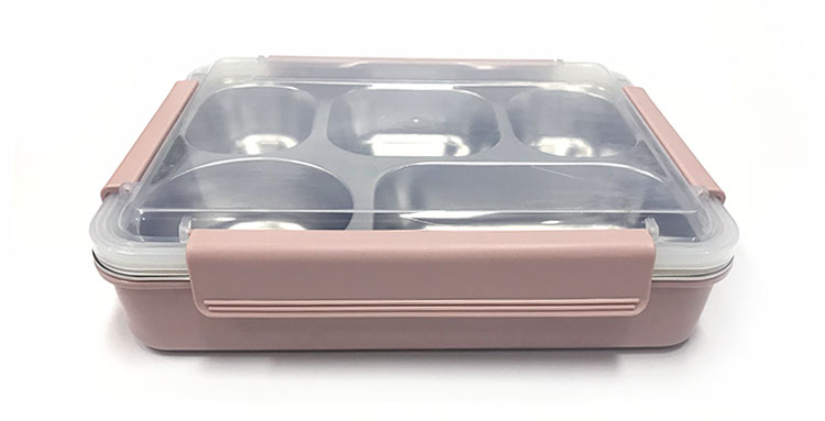 Wholesale Microwave Stainless Steel Food Container Reusable Lunch Box