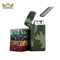 Electric USB Rechargeable Flameless usb lighter cigarette