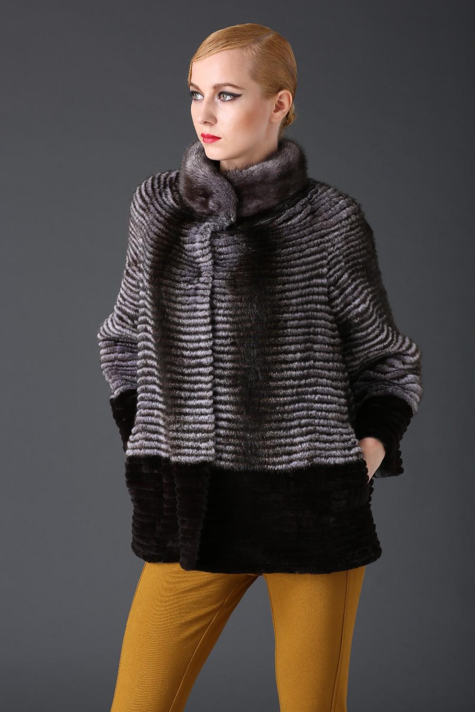 2016 Women Coat Real Rabbit Fur Coat Price Factory Direct - Buy