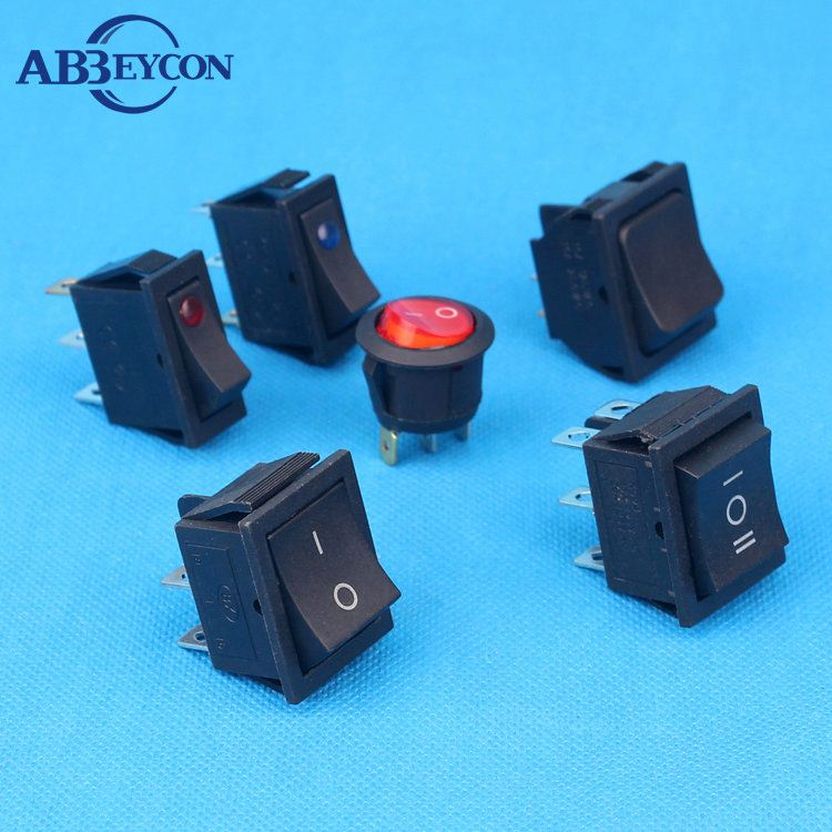 Custom Marine Switch Panel Mount Rocker Switch Toggle Switch Panels