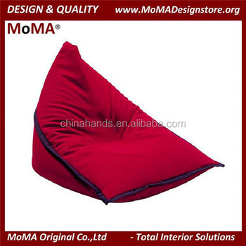MA N36 Living Room High Back Rest Leisure Fabric Bean Bag Chair Game Wholesale
