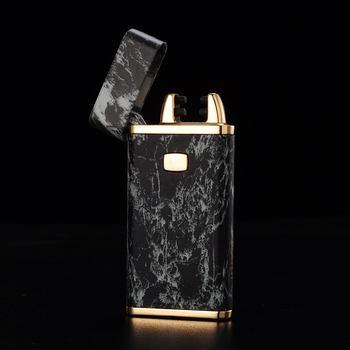 Gerui JL-227V High Quality Rechargeable Windproof Electric Arc Lighter
