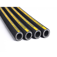 "5/8"" DN 16mm SAE100R17 21MPA High Pressure Hydraulic Rubber Hose/pipe/tube with best price"