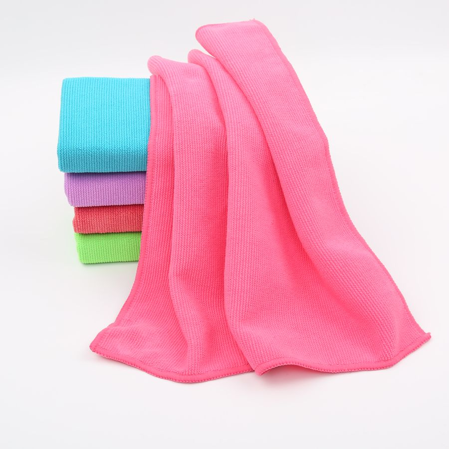 2017 wholesale high quality microfiber kitchen towel