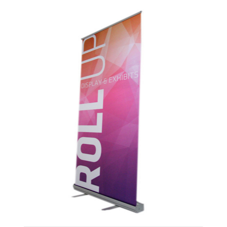 Pop Up Basamento Del Manifesto, Pop Up Display Banner Per Fiera