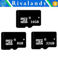 high quality micro size sd card 2gb 4gb original 8gb 16gb 32gb class 10 memory cards 64gb 128gb 100% full capacity
