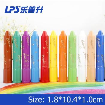 non toxic silky watercolor crayon oil pastel water soluble crayon