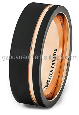 a2e9545641411 Newest Arrival Matt Polished Men Tungsten Ring Rose Gold Wedding Ring  Philippines Tungsten Ring Wholesale - Buy Mens Tungsten Ring,Rose Gold  Wedding ...