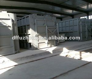 ceramic shuttle kiln