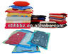 flat space saver vacuum compressed bags for storage