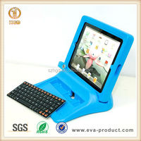 OEM Service EVA Material Wireless Keyboard Case For iPad Tablet