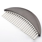 Professional Hair Comb Hair Styling Hairdressing beard Combs metal key holder