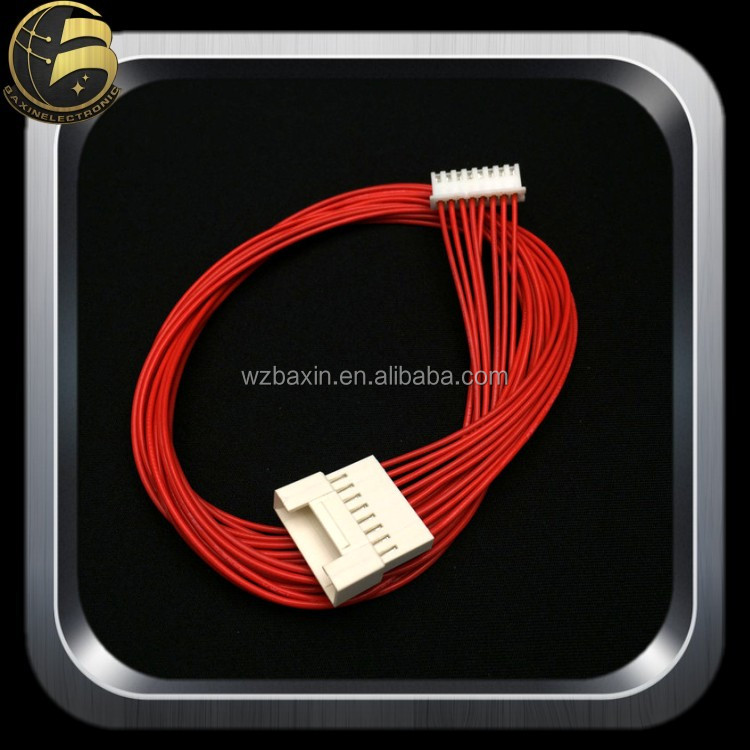Custom wire harness automotive 8pin wire harness custom wire technology dolgular com Interconnect Wiring & Solutions at readyjetset.co