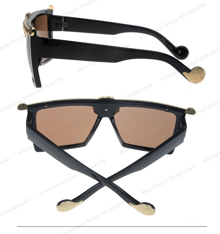 b53f71ebb995 Wholesale Hot Selling! Medusa Anna Karin Karlsson Men Sunglasses ...