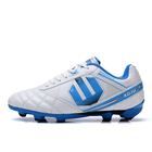 AG Kid Soccer Cleats Outdoor Men Boots Football Shoe Sneakers Spikes Shoes Wholesale