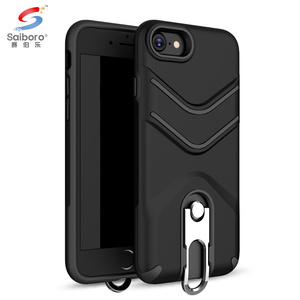 Shockproof for iphone 7 plus case cover luxury fashion hybrid