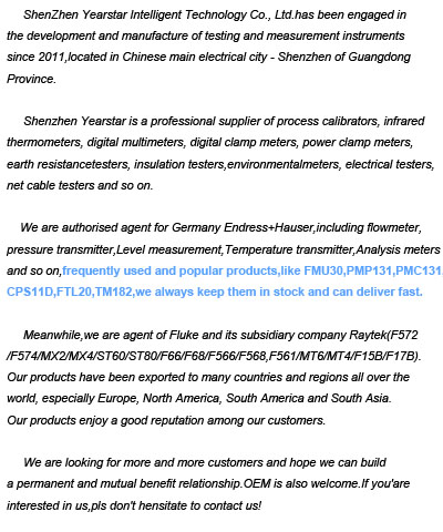 Endress Hauser/turbidity Sensor Measure Turbidity Water Cus51d ...
