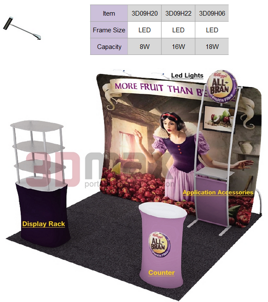 3d Max Tension Fabric Display Stand Standard Trade Show Booth Buy 3d Max Tension Fabric Display Stand Standard Trade Show Booth Modern Exhibition Booth Exhibition Booth System Product On Alibaba Com