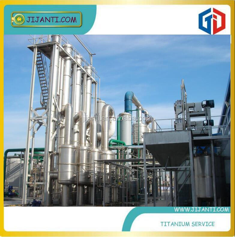 JIJANTI made industrial waste water treatment used distillation column