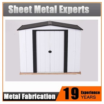 6x7 feet small storage modular shed diy outdoor garden shed