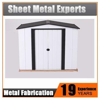 6x7 feet small storage modular shed diy outdoor garden shed - Garden Sheds 6x7