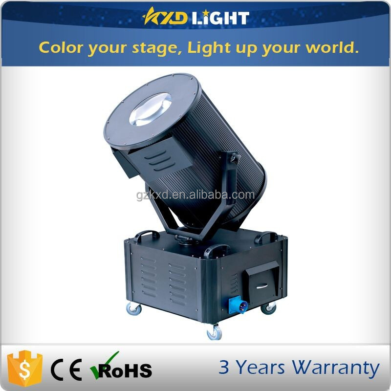2KW-5KW Skyrose Light Multi-Beam Sky Rose xenon Light