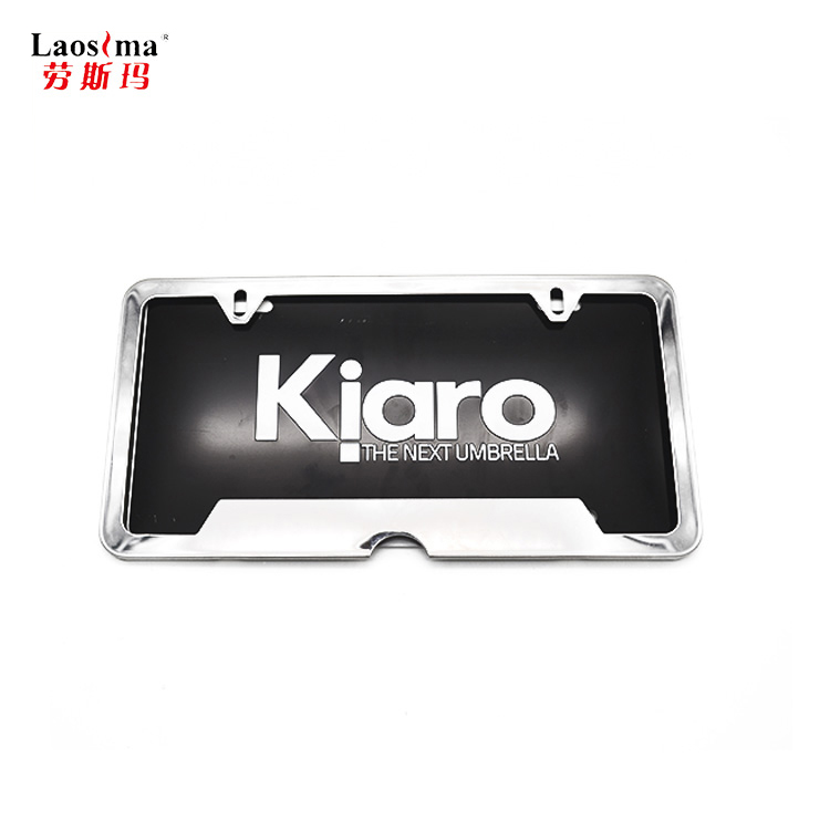 low price number plate holders decorative license plate frames