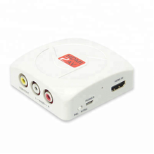 <span class=keywords><strong>HDMI</strong></span> a AV 3RCA CVBS Video compuesto adaptador <span class=keywords><strong>de</strong></span> <span class=keywords><strong>convertidor</strong></span> <span class=keywords><strong>de</strong></span> Audio para PC TV portátil Xbox PS4 PS3, DVD, VCR,