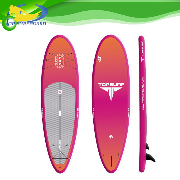 Best quality promotional carbon sup paddle board With Bottom Price