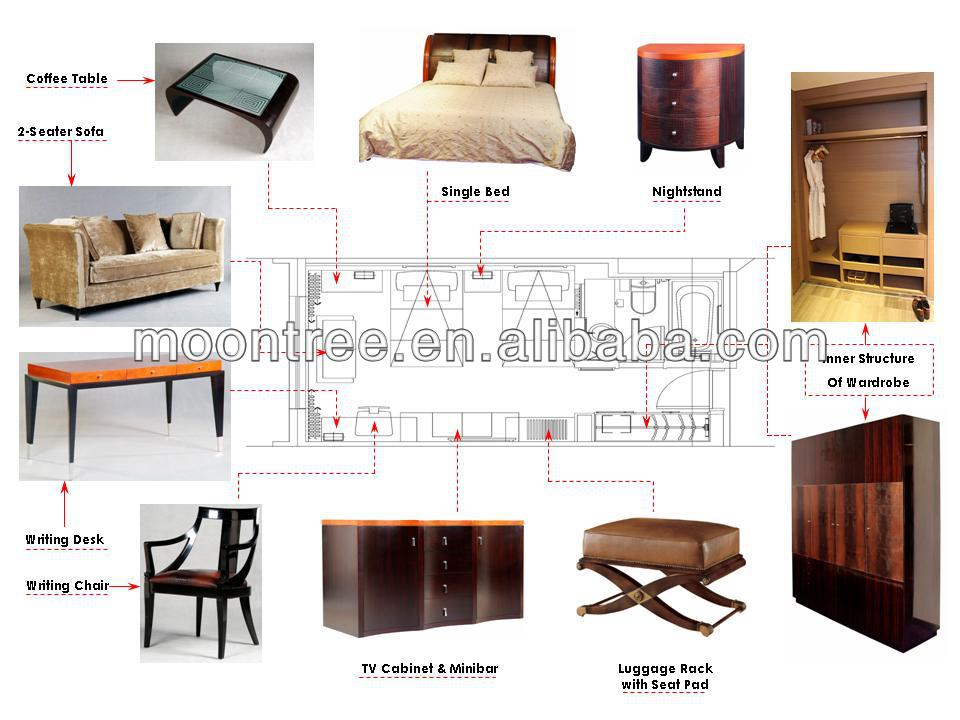 Mbr 1380 for Hotel design course