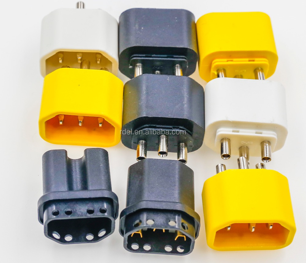 Industrial And Multiphase Power Plugs And Sockets : Iec wiring diagram cable