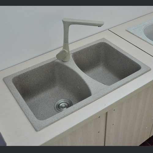 Utility Kitchen Sink Solid Surface Table Top Used A Front Sinks