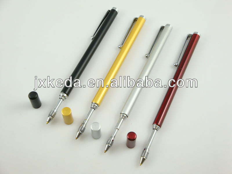 2 in 1 Multifunction Telescopic Baton Pointer Pen For Teacher Training