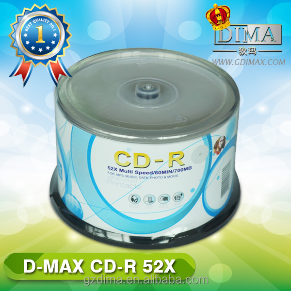 best selling product printable cd r wholesale