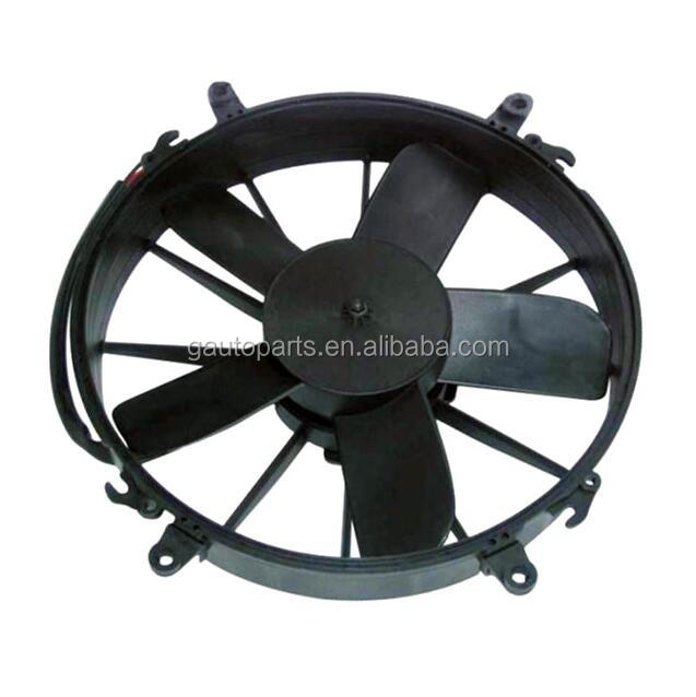 12 inch series fan for replacing SPAL bus cooling fan, bus condenser fan