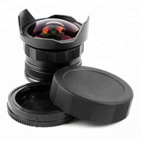 7artisans 7.5mm f2.8 fisheye lens 180 APS-C Manual Fixed Lens For E Mount Canon EOS-M Mount Fuji FX Mount