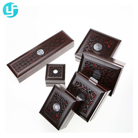 Shenzhen factory antique wooden box gift packaging boxes for jewelry