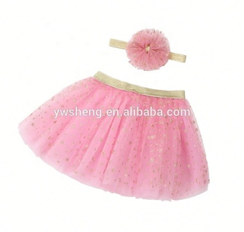 2019 Hot Selling Tutu Skirt Costume Party girl Tutu Skirt