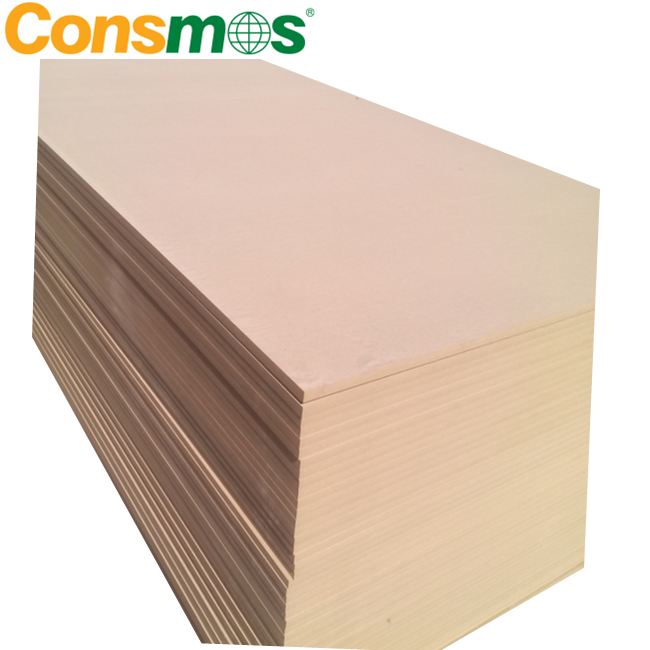 consmos high quality raw <strong>mdf</strong> board / plain <strong>mdf</strong> panel / 18mm <strong>mdf</strong>