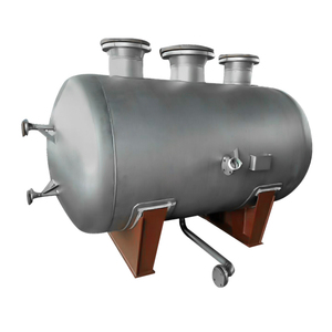 Gas liquid fluid filter separator