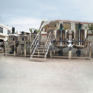 Stainless steel multifunctional combind blending machine for syrup, cream, liquid stirring and homogenizing
