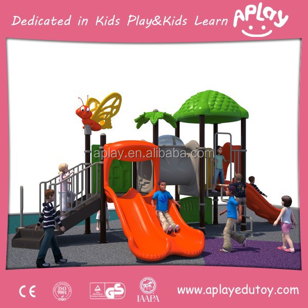 Small Outside garden equipment outdoor playground games for kids play at fairground AP OP21110