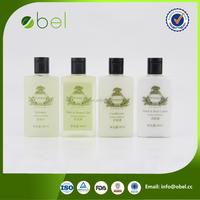 natural european hair best brand hotel shampoo shower gel body lotion