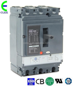 Manufacturer good quality three phase NSX100 32A MCCB 3p molded case circuit breaker