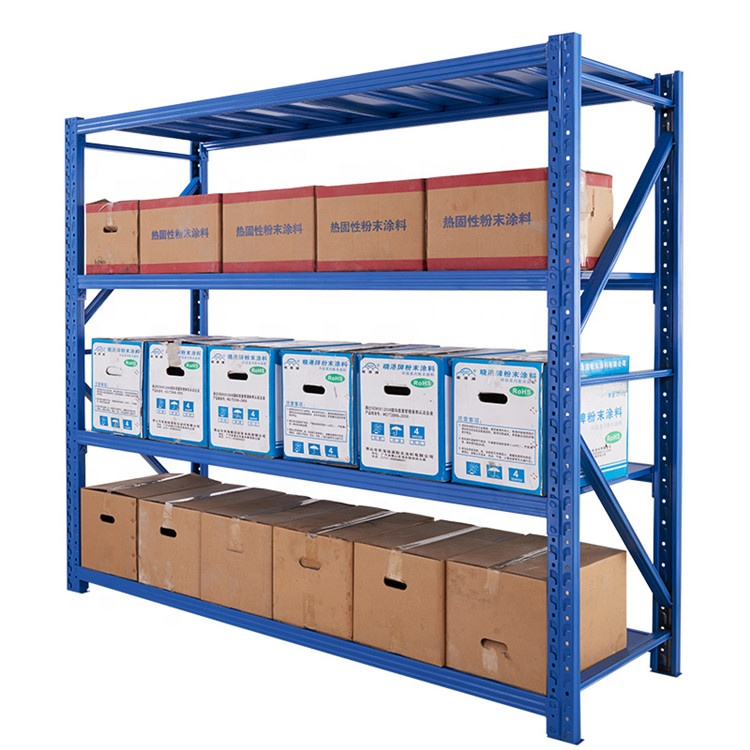 Long span shelving light duty <strong>rack</strong> with optional layers for warehouse storage racking